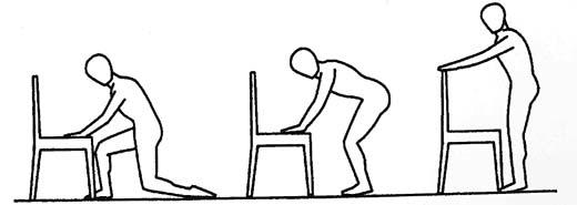 洗手步骤图解简笔画
