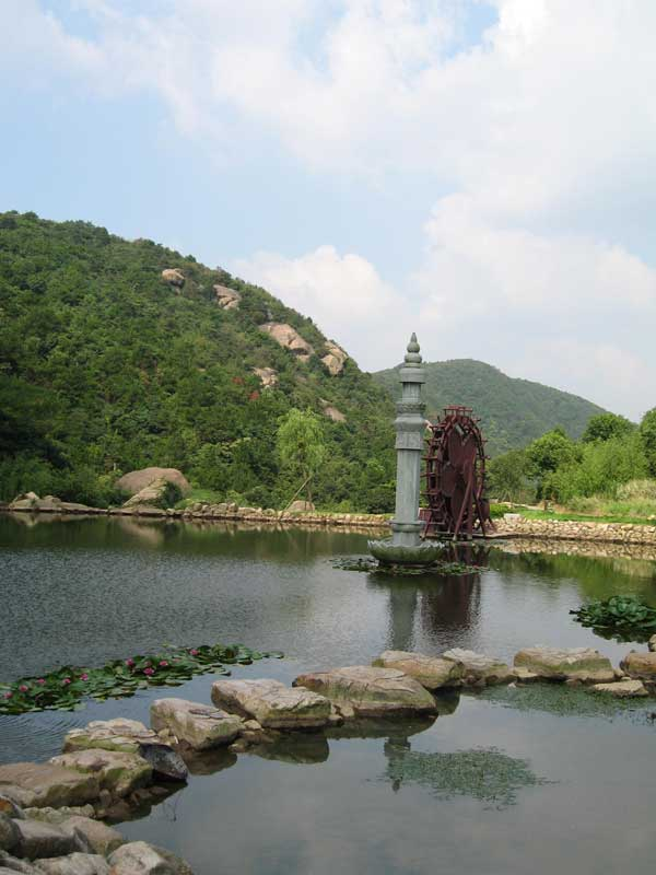 五磊山风景区高清图片