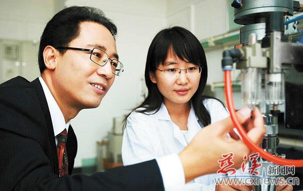 陈建峰 院士_从胜山走出来的好学青年成为中国工程院院士--慈溪新闻网