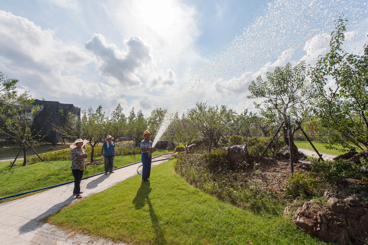 宁波植物园是种植大师的四季来按照各个植物群落分布的,目前已打造rpgv大师景观操作指南图片