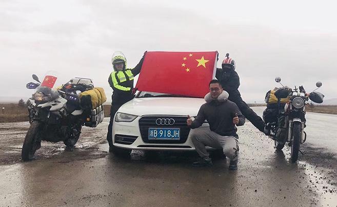 17000公里!宁波80后小伙自驾横穿欧亚大陆