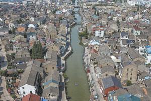 彭桥老街:黄金水道上的千年商脉