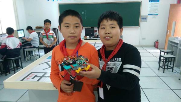 西二小学校园首届创客嘉年华v小学完美落幕--慈小学第五珠海图片